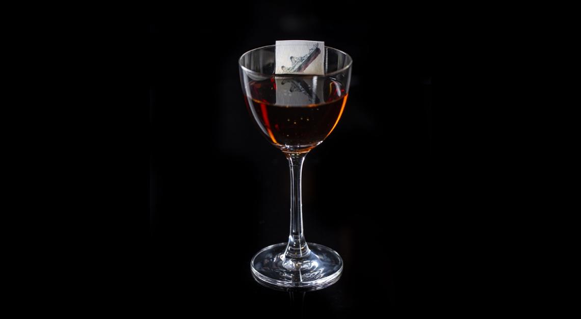The Titanic cocktail