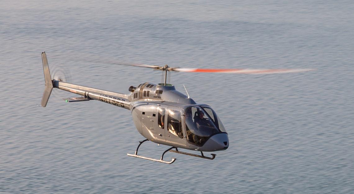Bell 505 Jet Ranger X helicopter