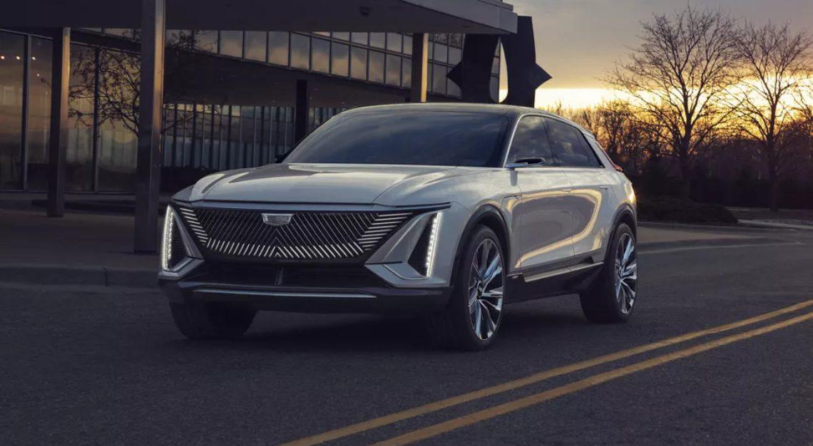 Cadillac v EV