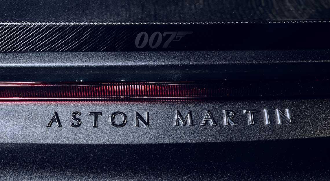 aston martin 007 EditionDBS Superleggera