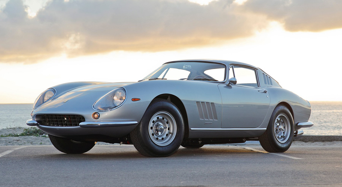 1966 Ferrari 275 GTB Long Nose