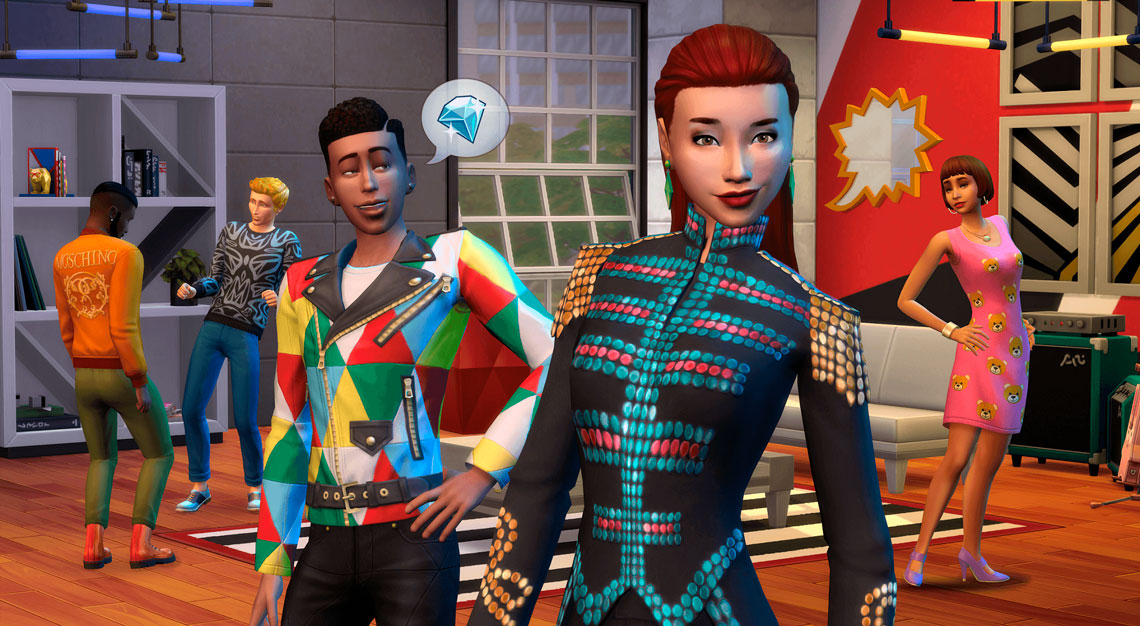 The Sims, Jeremy Scott