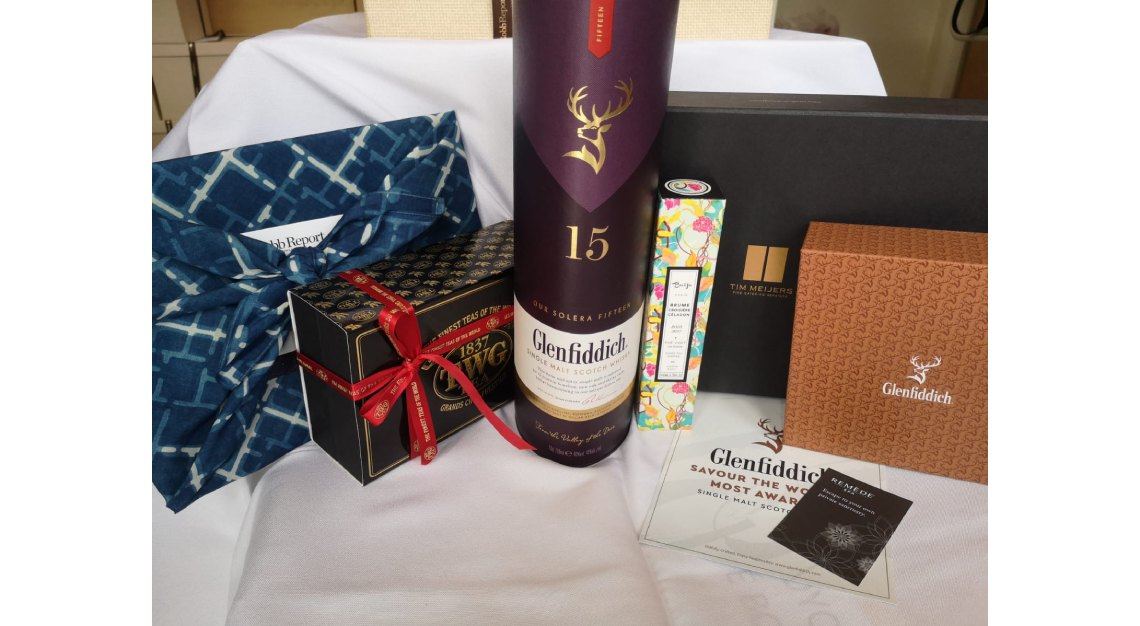 thought leaders welcome pack