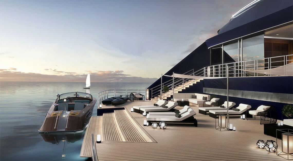 Ritz-Carlton's Evrima