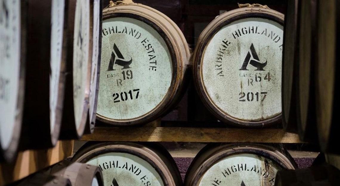 Arbikie Highland Rye Scotch Whisky