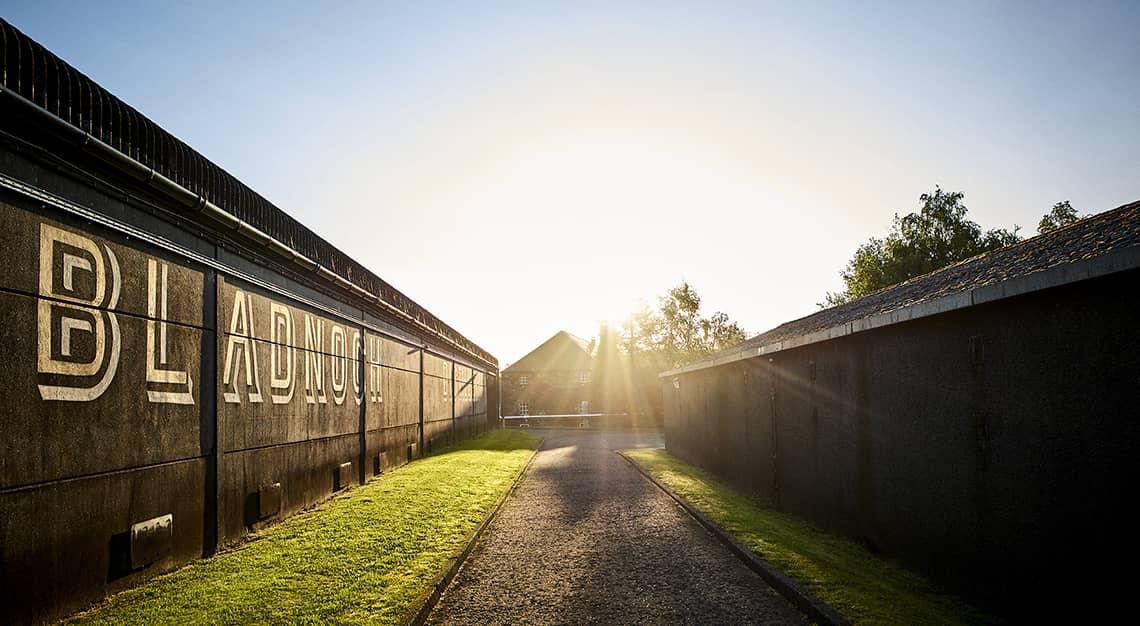 bladnoch distillery scotland