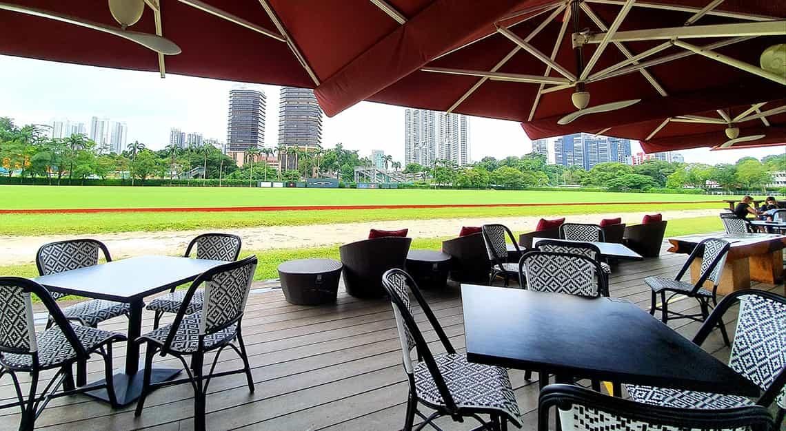 The Paddock, Singapore Polo Club