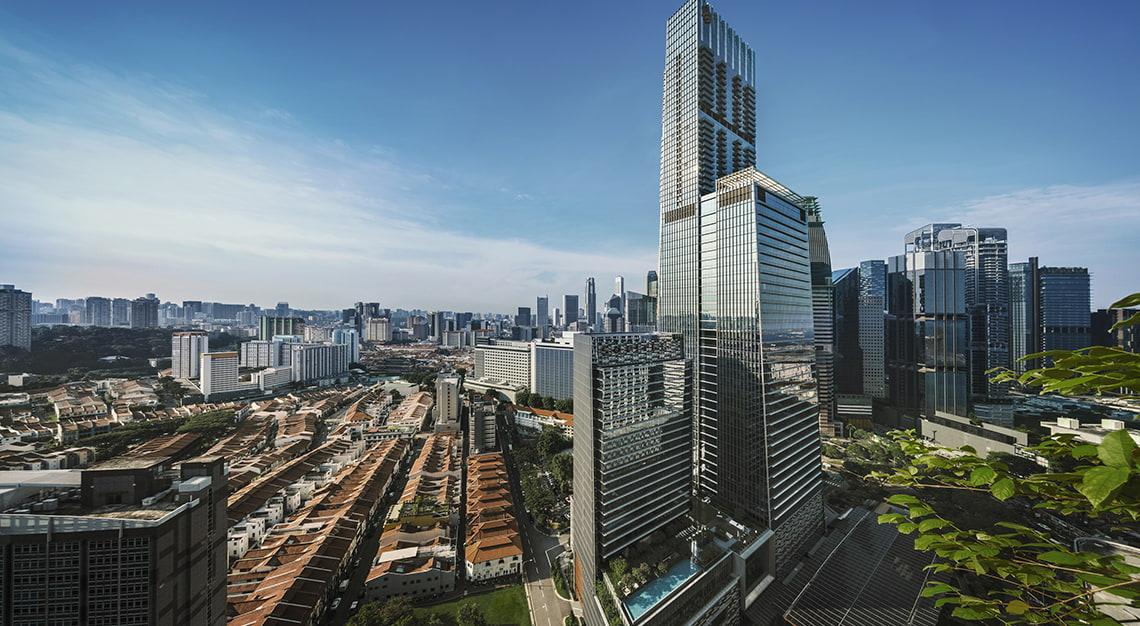 Guoco Tower