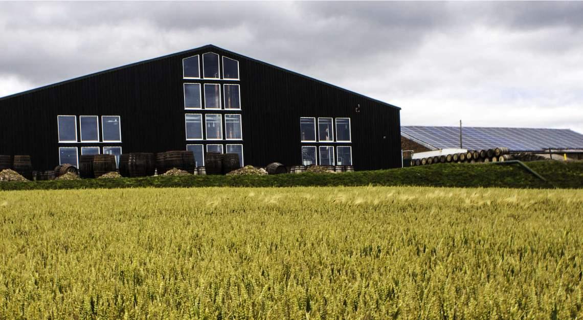 Arbikie Distillery