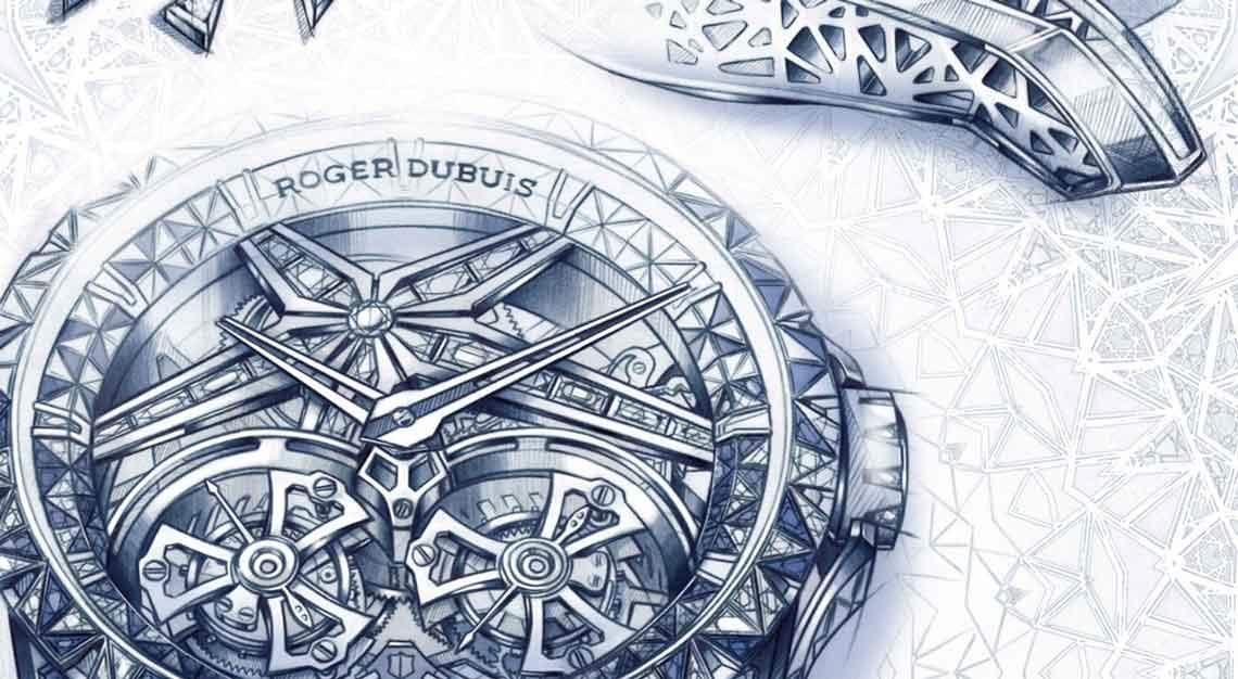 Roger Dubuis Excalibur Superbia