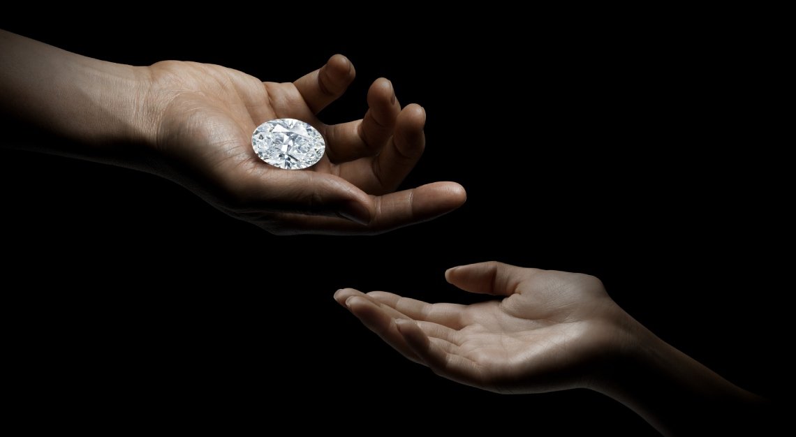 sotheby's 100-carat diamond