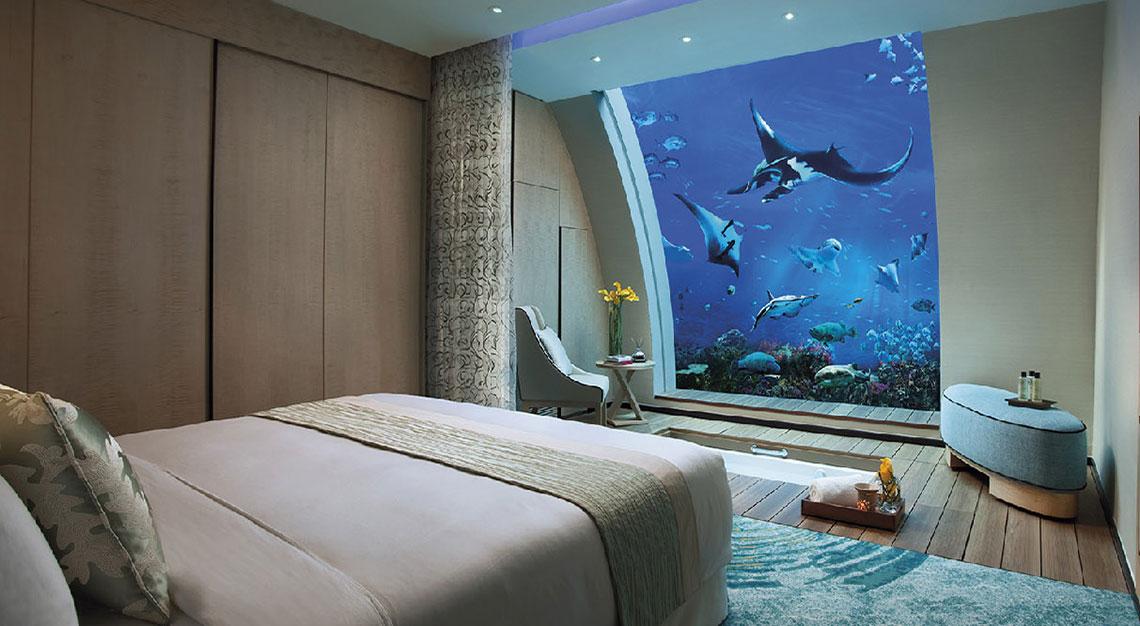Resort's World, Ocean Suites