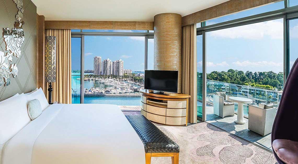 W Singapore – Sentosa Cove