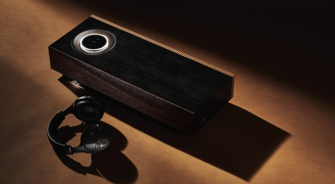 Bentley, Naim and Focal