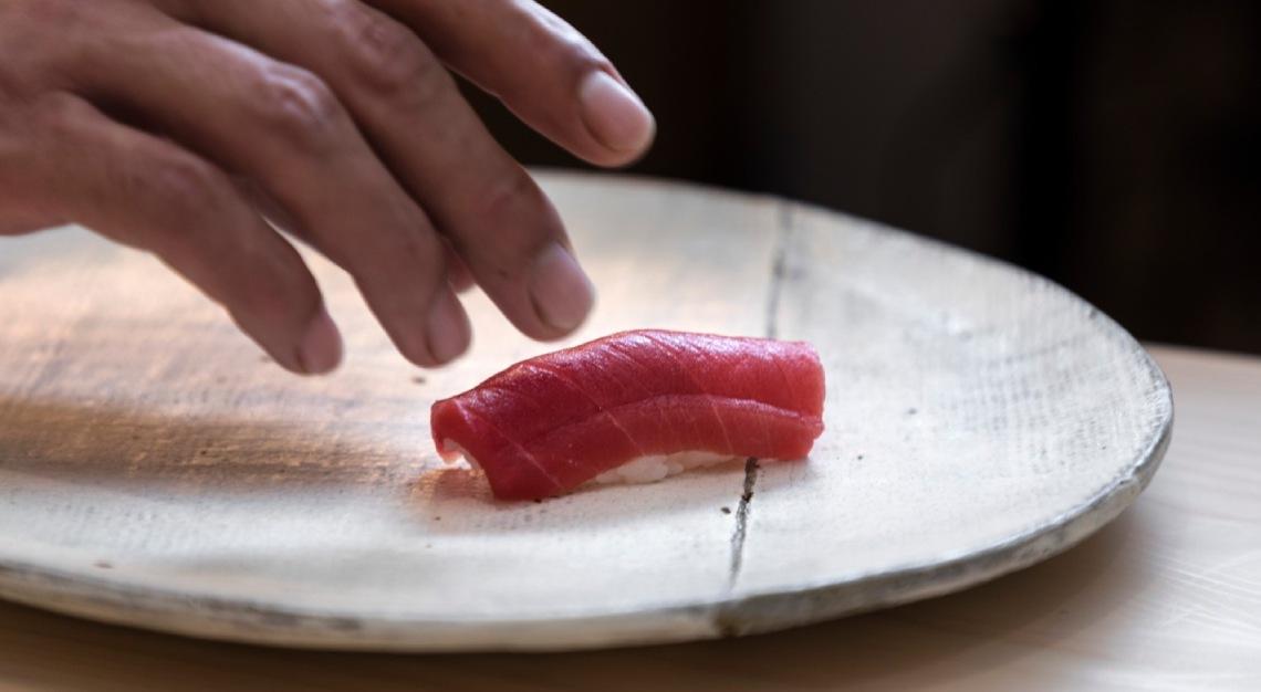 sushi kou tuna