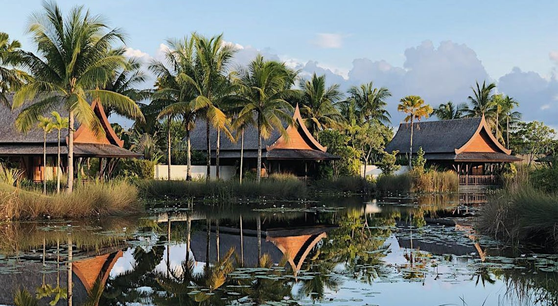 The Sanchaya Lawan Thai Villas