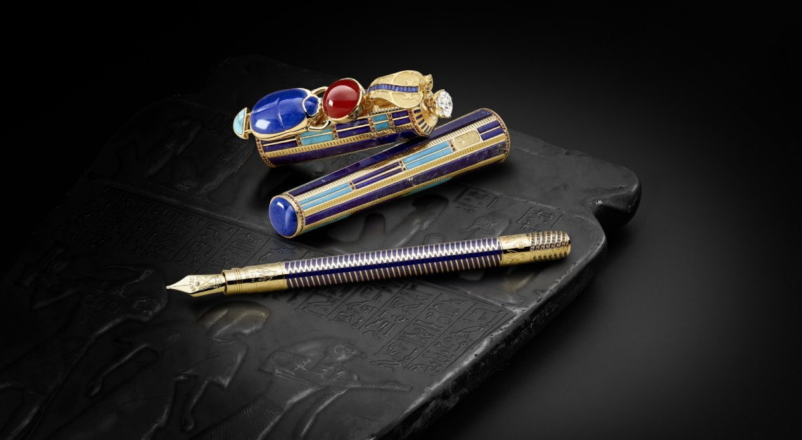 Montblanc High Artistry Heritage Egyptomania Limited Edition 5