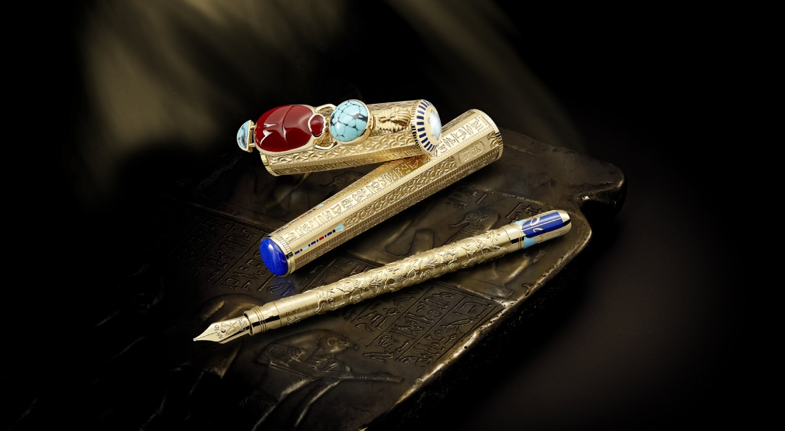 Montblanc High Artistry Heritage Egyptomania Limited Edition 72