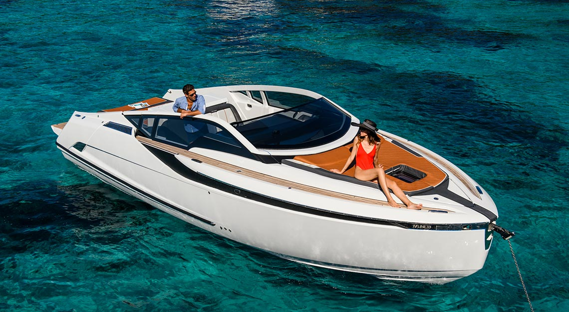 F//Line 33, Fairline Yachts