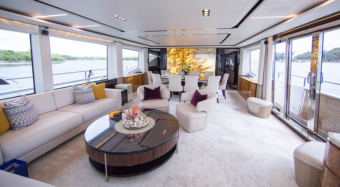 Princess 30M, Princess Yachts