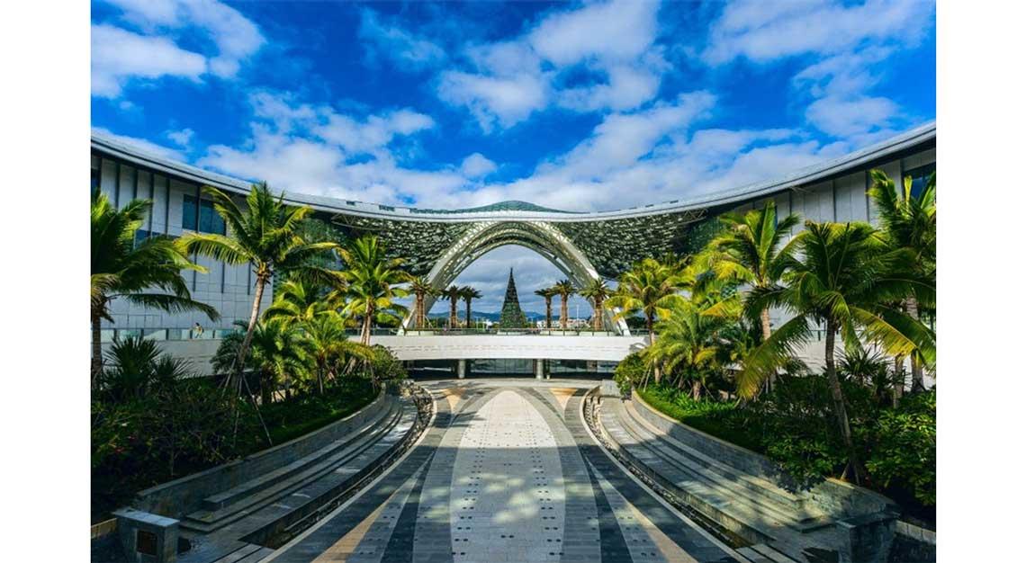 CDF Mall Sanya Hainan