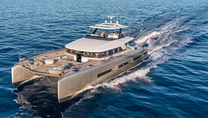 Seventy 8, Lagoon Catamarans