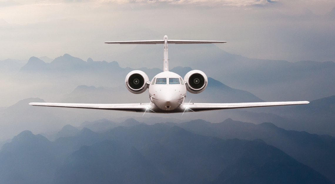 private jet experiences