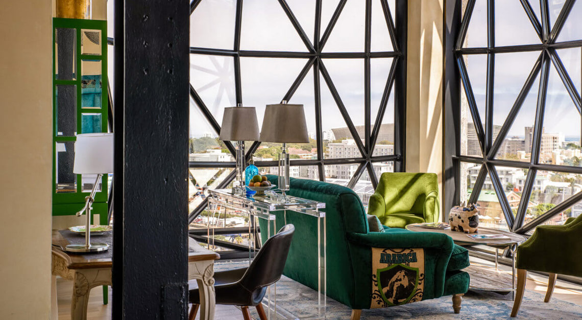 The Silo Hotel, South Africa