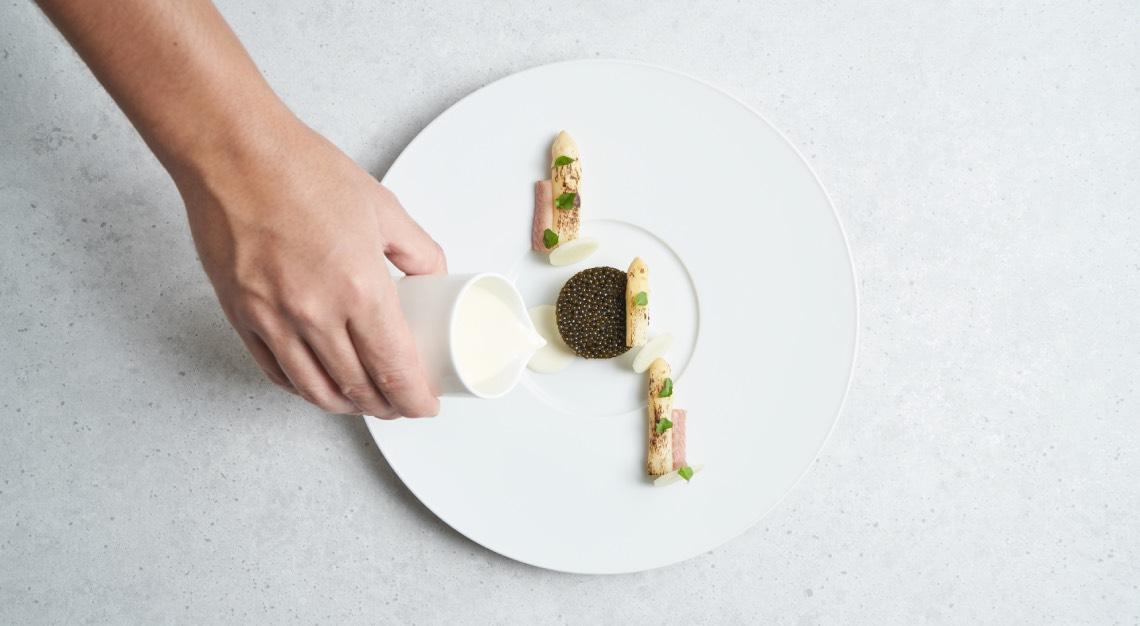 Odette Loire Valley White Asparagus