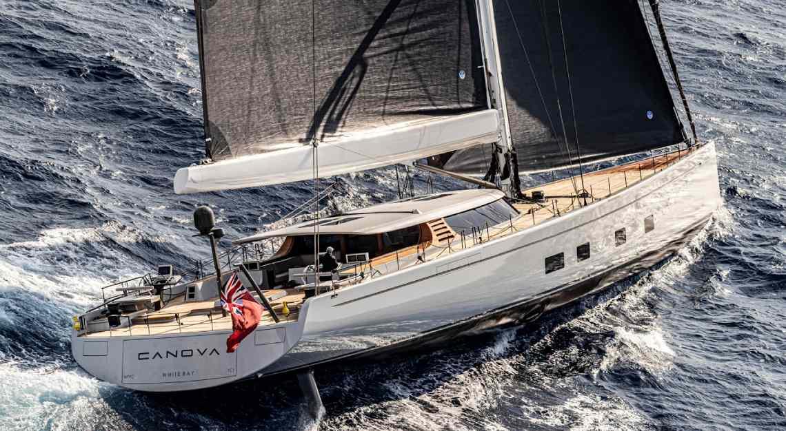 baltic yachts canova