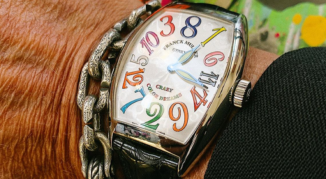 Franck Muller Crazy Hours