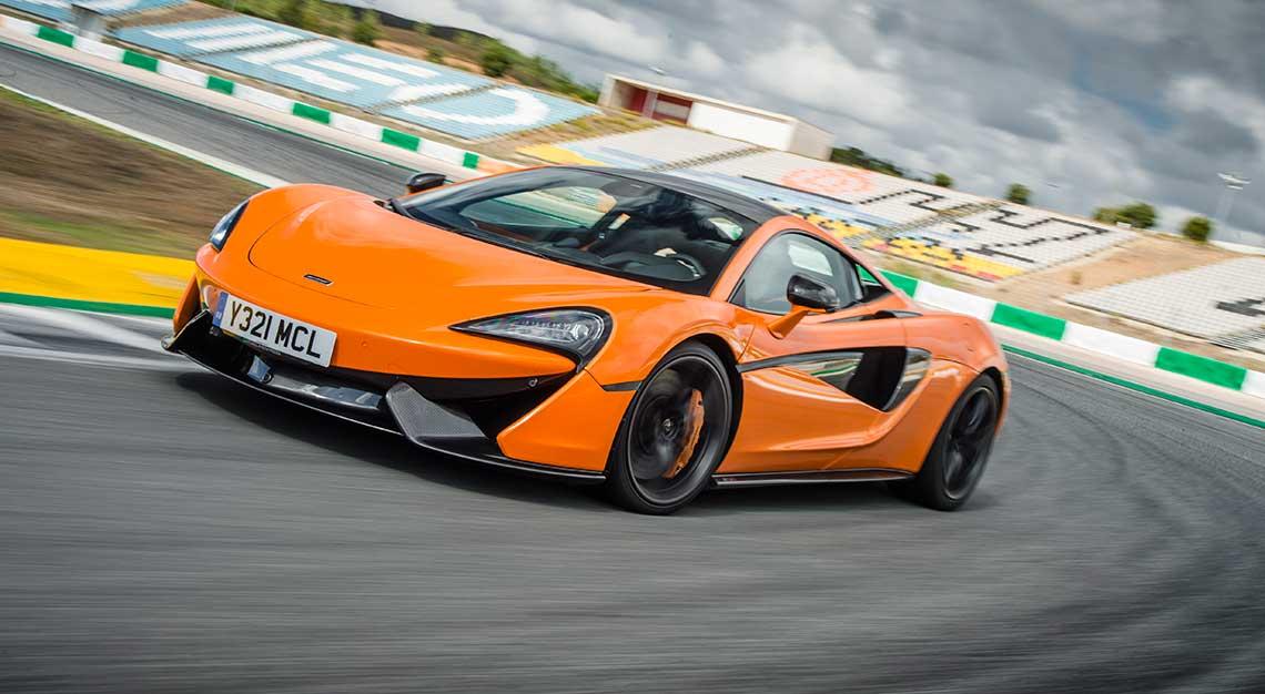 McLaren sports series