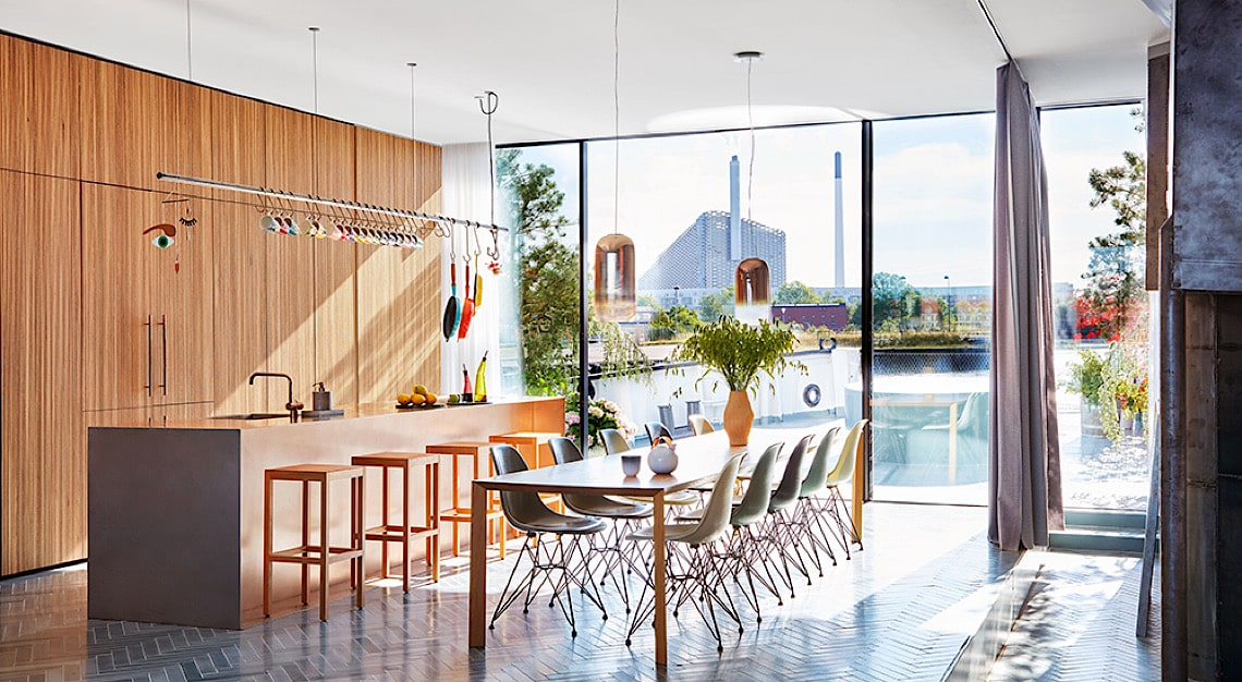 Bjarke Ingels Architectural Digest