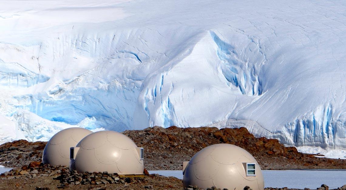 Antarctica Whichaway Camp