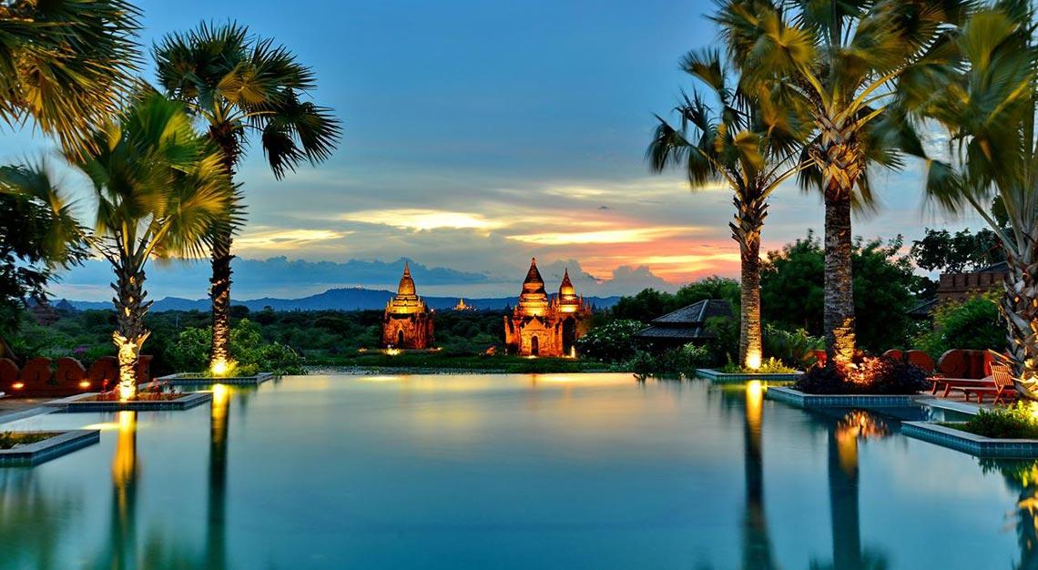 Aureum Palace Bagan