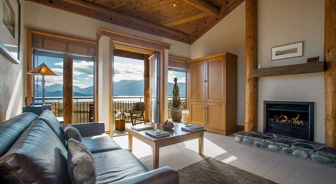 Fiordland Lodge Cabins