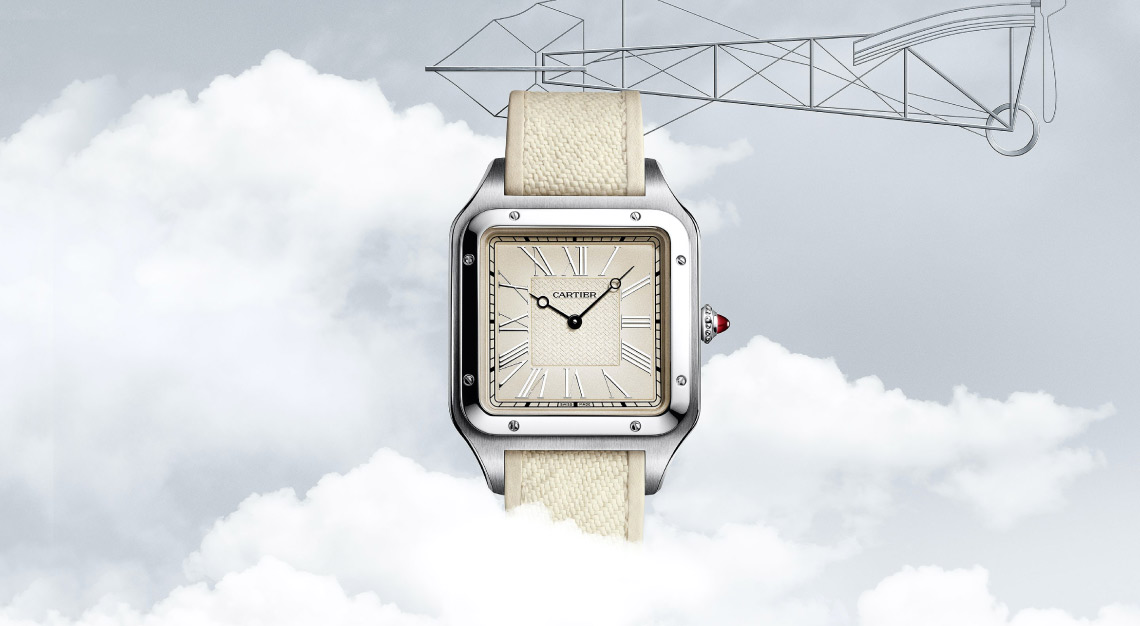 Cartier Santos-Dumont Limited Edition