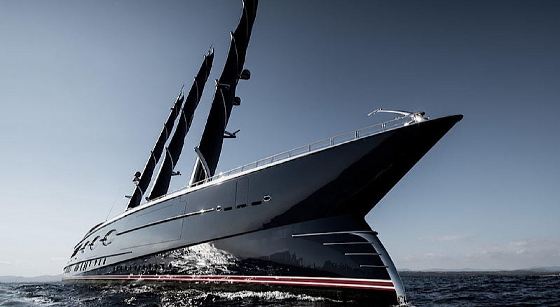 Oceanco's Black Pearl
