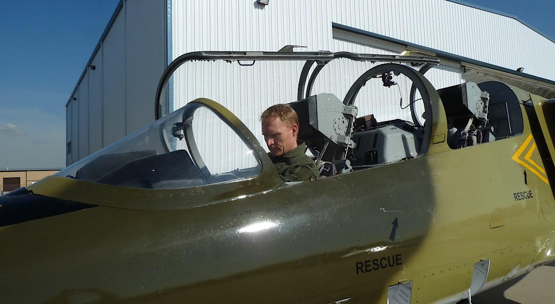 Marcus John Pilot