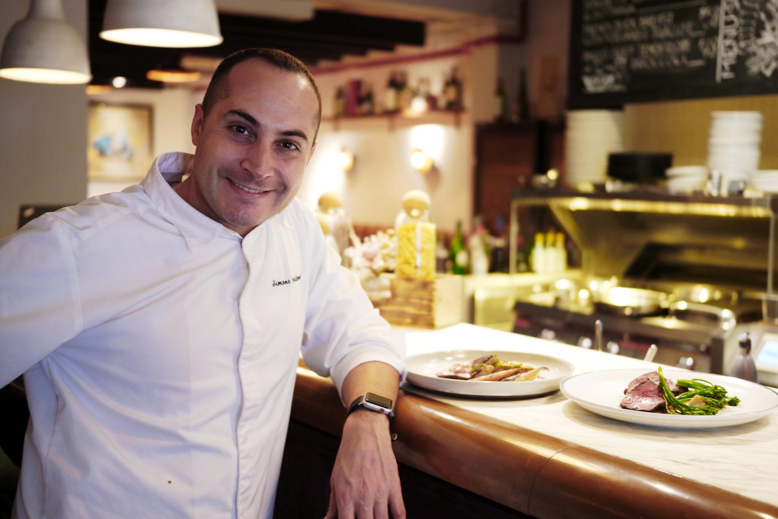 Solo Ristorante - Chef-Partner Simone Fraternali