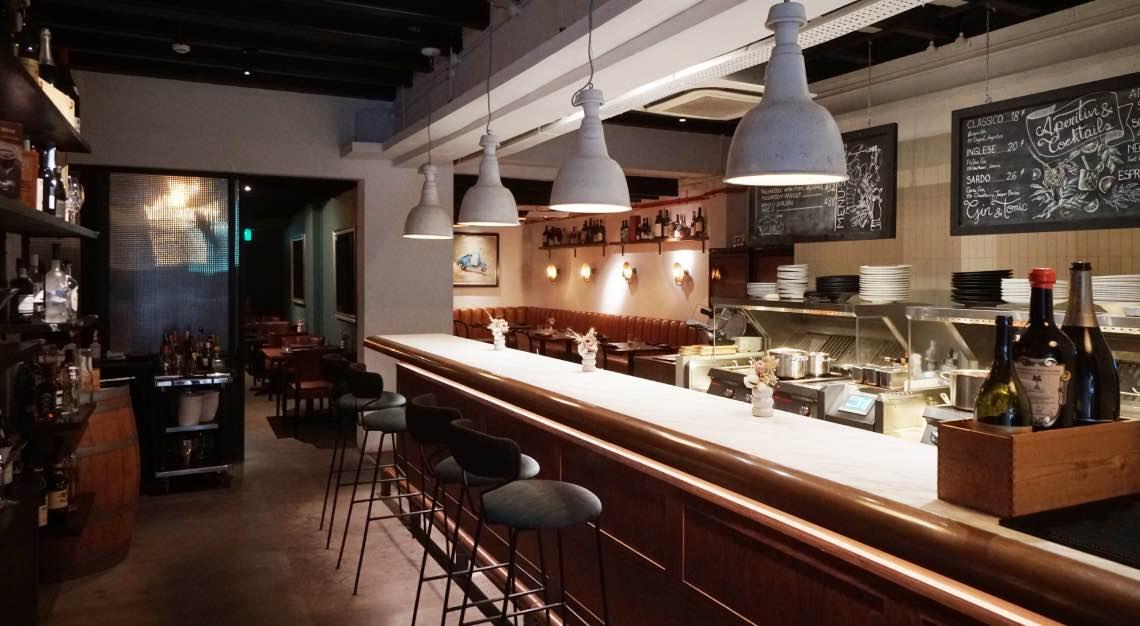 Solo Ristorante - Open Kitchen