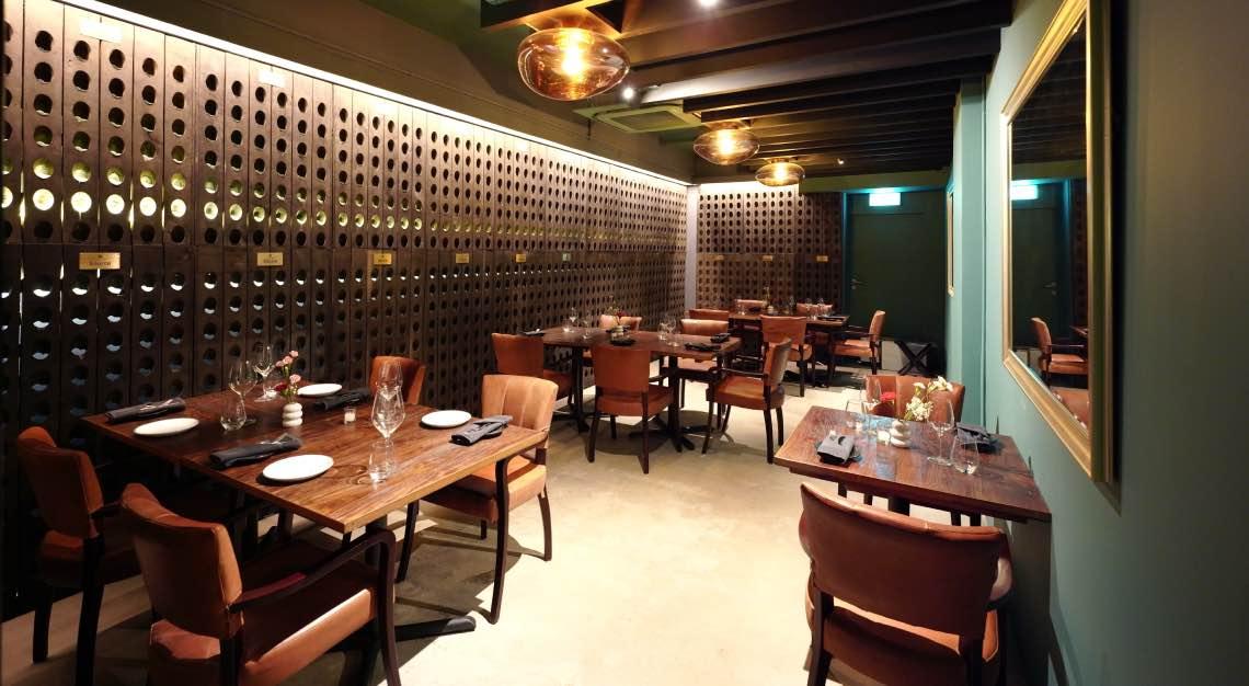 Solo Ristorante - Private Dining Area