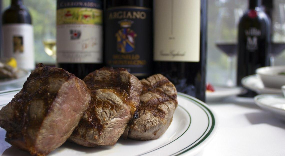 wolfgang's steakhouse the italian