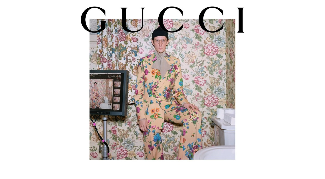 GucciFest, OUVERTURE of Something That Never Ended