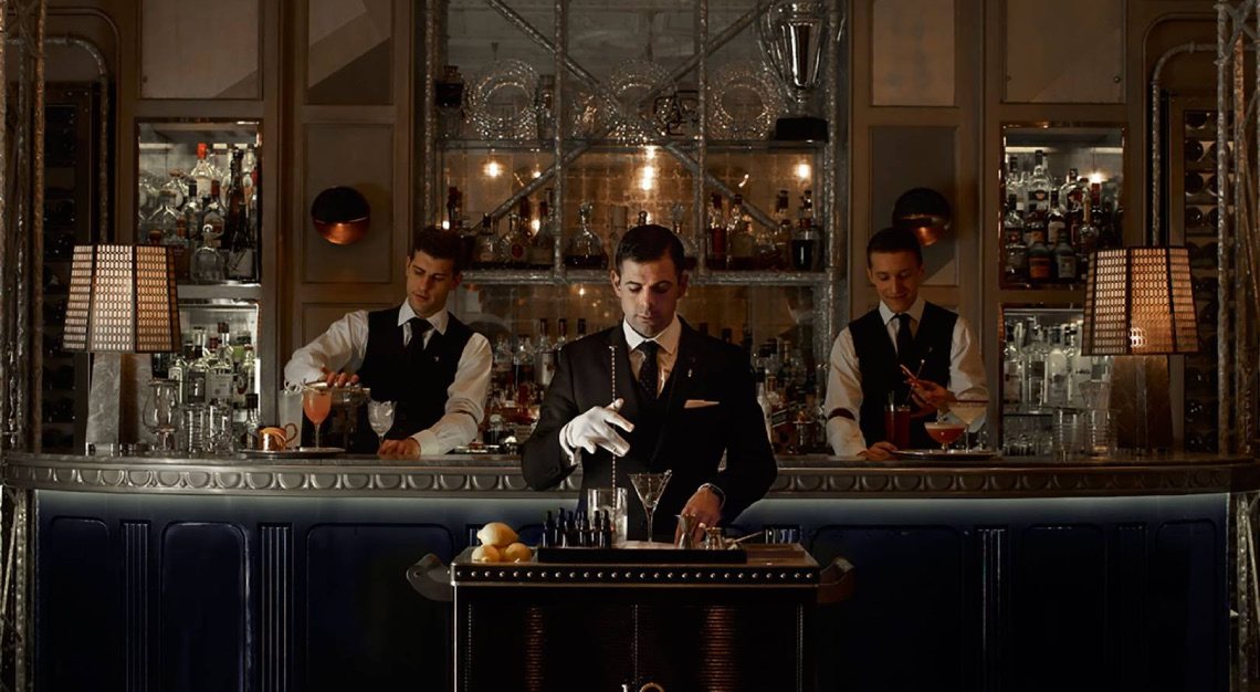 connaught bar london