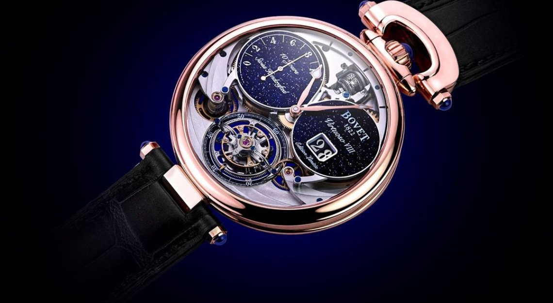 house of bovet Virtuoso VIII Chapter Two