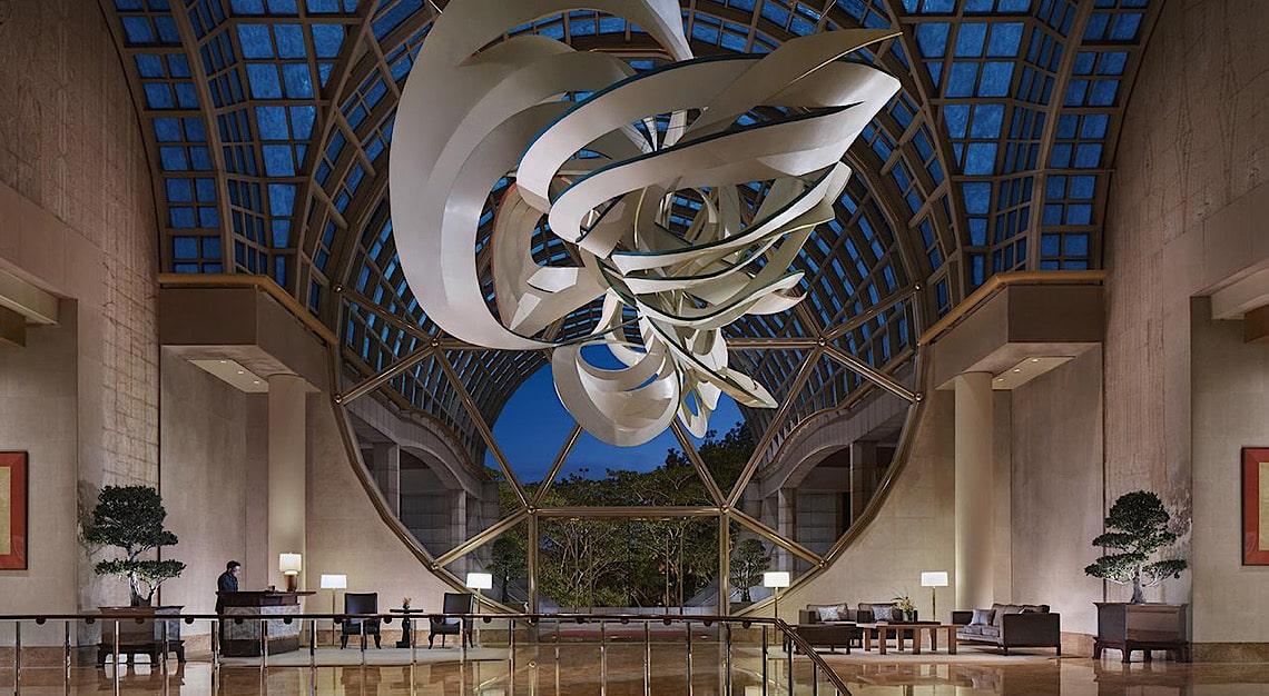 Ritz-Carlton Singapore Lobby