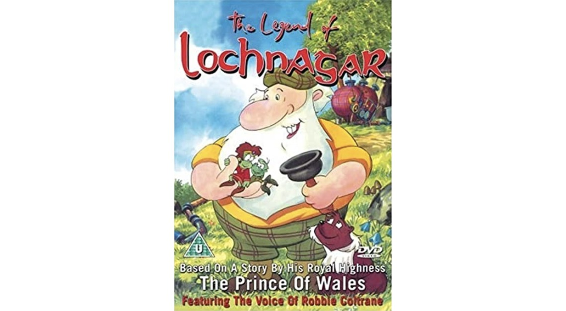 The Legend of Lochnagar by Prince Charles