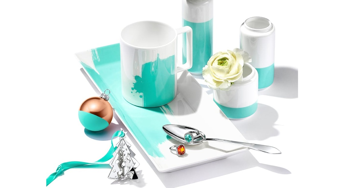 tiffany and co homeware