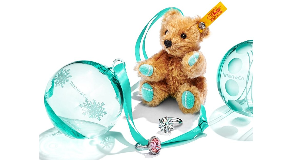 tiffany and co teddy bear